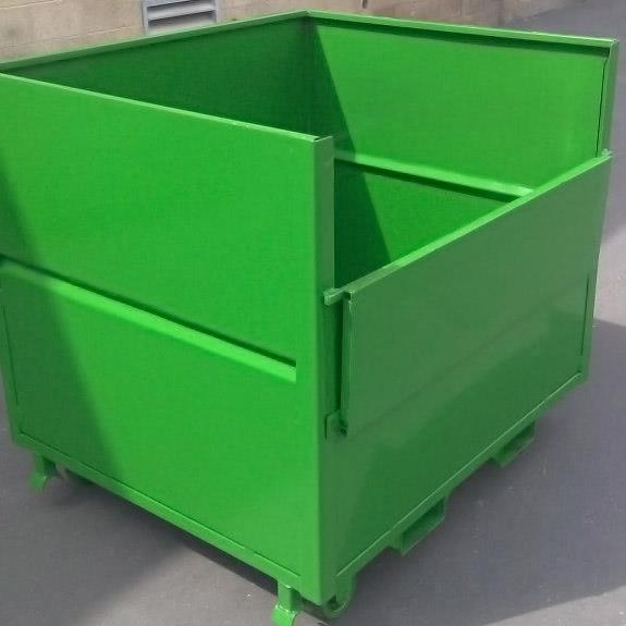 Forkliftable Recycle Bins Salt Lake City Utah